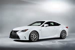 Lexus Rc F News The All New 2015 Lexus Rc 350 F Sport Photos Selectism