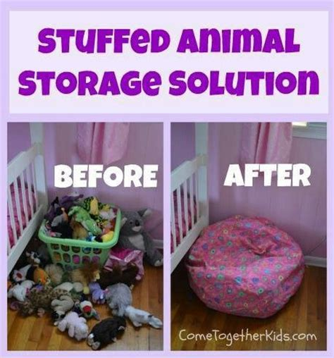 stuffed animal bean bag storage pattern bean bag cover to store stuffed animals baby kid stuff