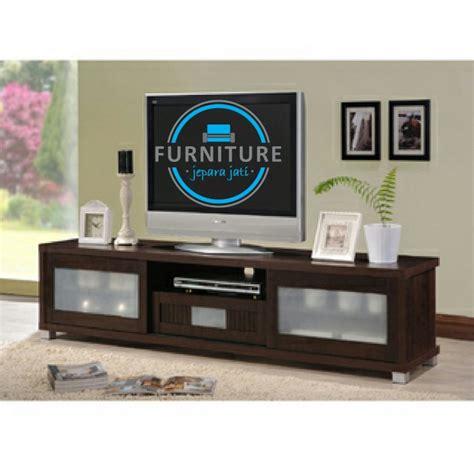 Muft715 Buffet Tv Panjang buffet tv panjang minimalis jepara jati