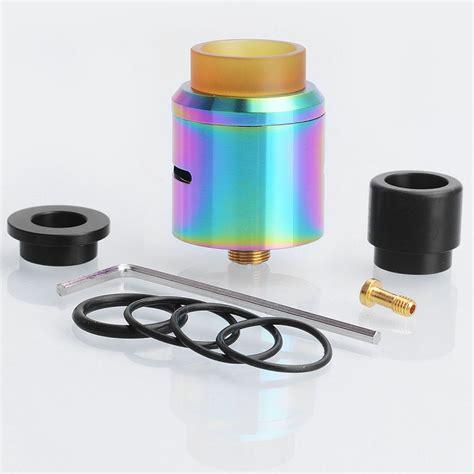 Rda Druga Best Clone Rainbow 25 99 authentic augvape druga rda rainbow 24mm rebuildable atomizer