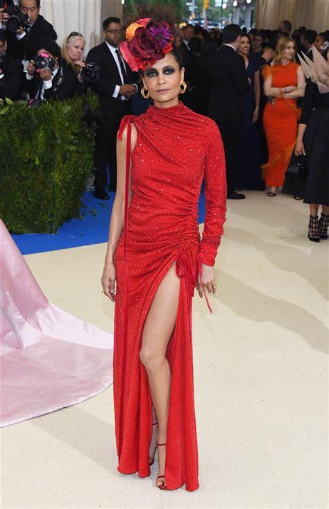 tracee ellis ross origami dress met gala see the best red carpet looks from the 2017 met gala