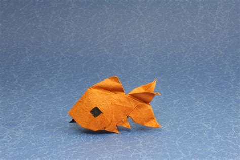 Gold Fish Origami - the origami forum view topic submit your wishes to see