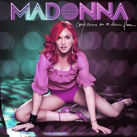 Confessions On A Floor by Coverlandia The 1 Place For Album Single Cover S
