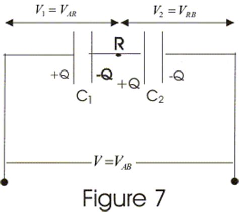 combination of capacitor in series and parallel capacitors in series and parallel combination energy stored in capacitor