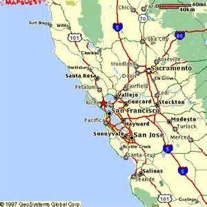 maps marin california