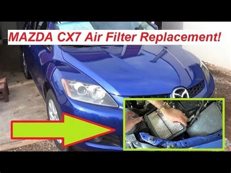 Filter Mazda Cx 7 Cx 9 2008 mazda cx 9 air filter location mp3
