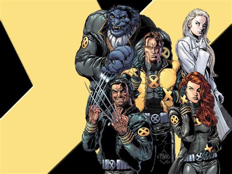 X Marvel by Does Marvel The