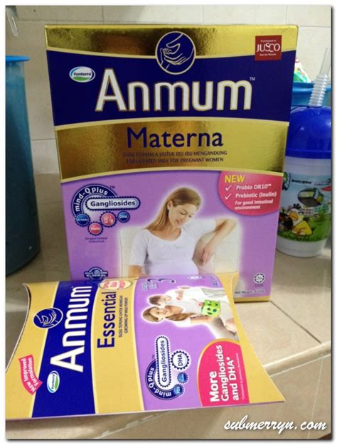 Anmum Materna preparing for pregnancy 171 home is where my is