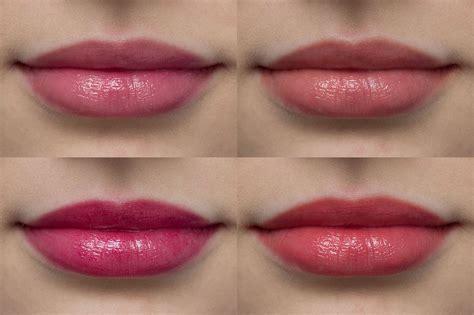 Lipstik Jasmis korres lip butters mango butter lipsticks review