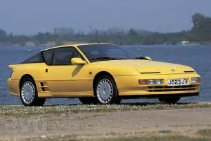 Renault A610 Renault Alpine A610 Technical Details History Photos On