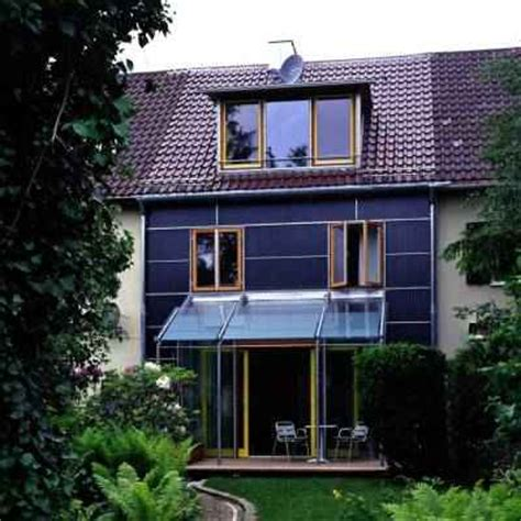 reihenhaus modernisieren passivhaus komponenten bei altbauten