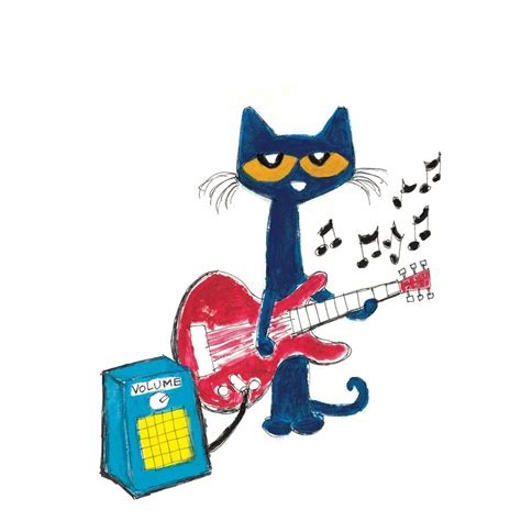 Pete The Cat Rock On And pete the cat rock on and