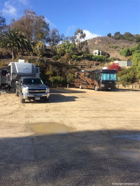 Port San Luis Harbor Campground ,Avila Beach ,California