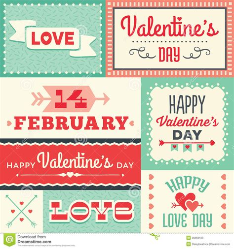 buzzfeed valentines day valentines day labels and cards stock vector