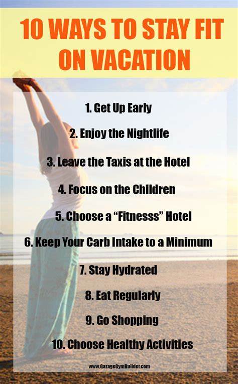 10 Ways To Get A To Notice You At School by How To Stay Fit On Vacation 10 Ways