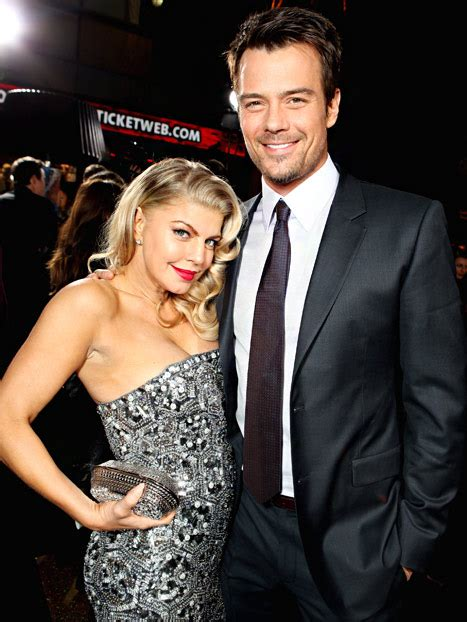 Black Eyed Peas Fergie Engaged To Josh Duhamel Reps Confirm by Archives The World Of