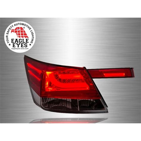 2008 honda accord lights buy honda accord 2008 2012 eagle clear led