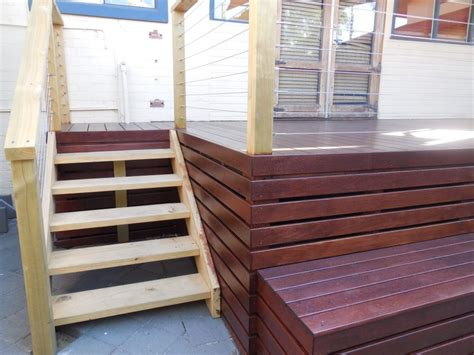 timber stairs perth by castlegate perth timber stairs