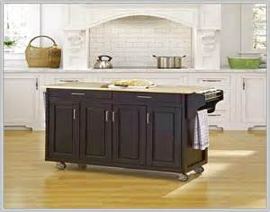 Kitchen Island With Wheels Granite Kitchen Island On Wheels Home Design Ideas