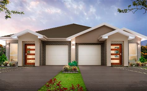 duplex builders single story house plans nsw single house plans with