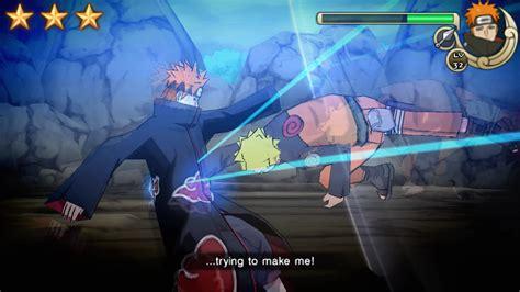naruto shippuden ultimate ninja impact walkthrough part