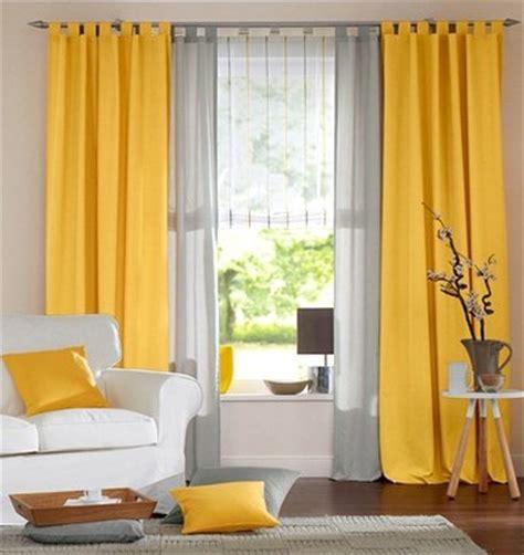 vorhang gelb vorhang gelb cool gelbe vorh 228 nge 64915 hause deko ideen