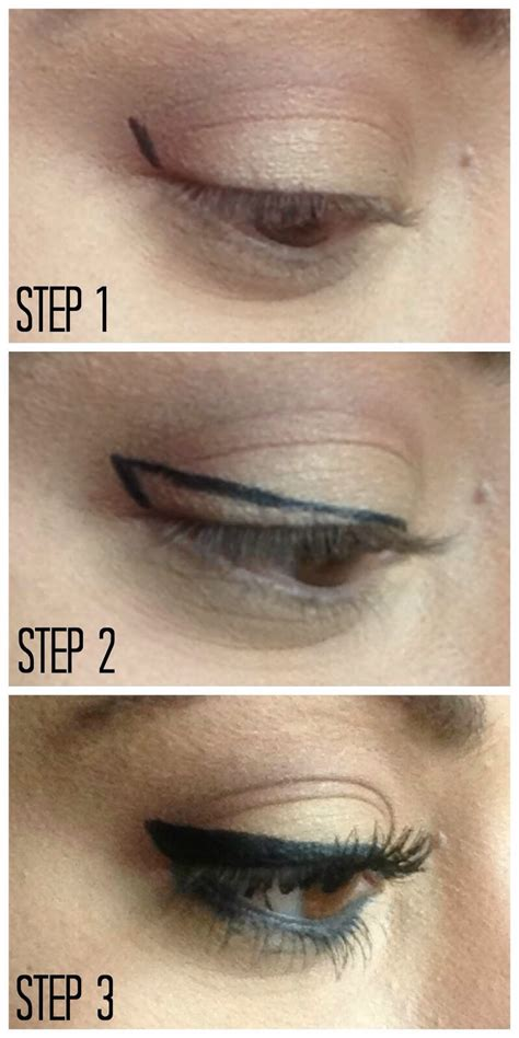 eyeliner tutorial and tips perfect winged eyeliner every time trusper