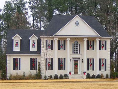 colonial revival house plans colonial style house interior studio design gallery