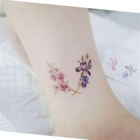 august birth flower tattoo best 25 gladiolus ideas on august