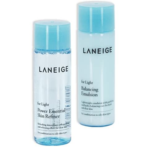 Laneige Balancing Emulsion Light laneige laneige power essential skin refiner balancing