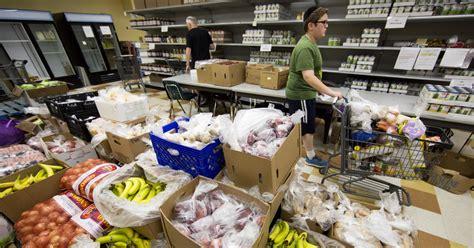 Tukwila Food Pantry by Food Banks Pantries Find New Ways To Feed More