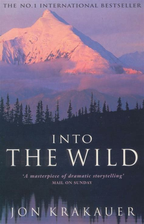 The Search For The Wilder Into The Jon Krakauer Books And More