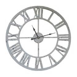 Horloge Murale Grise