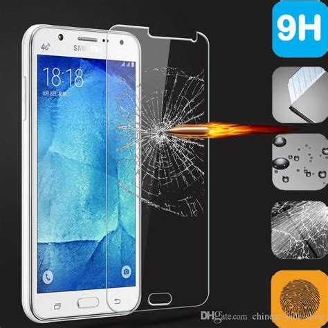 Tempered Glass Blue Samsung Galaxy J2 Prime for samsung galaxy j2 j3 j5 j7 prime a3 a5 a7 a9 2017 9h