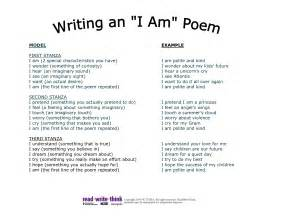 I Am From Poem Template by I Am From Poem Template Aplg Planetariums Org