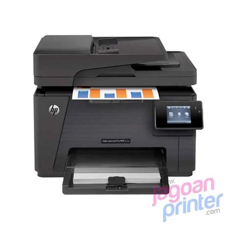 Printer Laserjet Termurah jual printer hp m177fw color laserjet murah garansi jagoanprinter