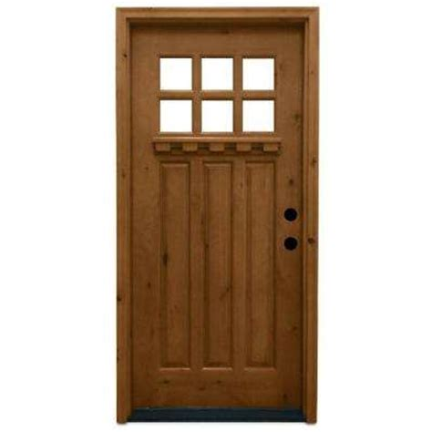 Home Depot Wooden Doors by Doors With Glass Wood Doors The Home Depot