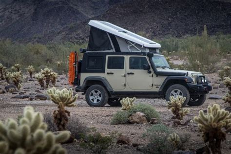 jeep pop up tent pop up car tents these 15 rooftop cers are like