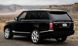 the 2013 range rover earns the top spot in the 18th apeal