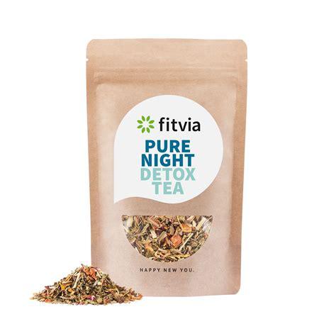 The Tea Detox Tea Sle by Daily Fitness Tea Set 187 Fitvia