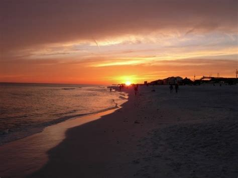 destin beaches images  pinterest sunsets pretty pictures  beach sunsets