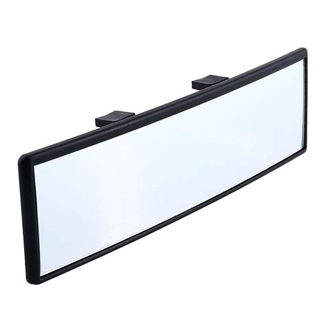 New Bally Money Clip Mirror Tipe A universal 240mm car truck rearview convex curve wide rear