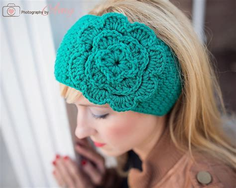 free patterns and on flower hair 25 fabulous free crochet accessories