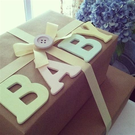 Creative Baby Shower Gift Wrapping Ideas by Best 25 Baby Gift Wrapping Ideas On Gift Wrap