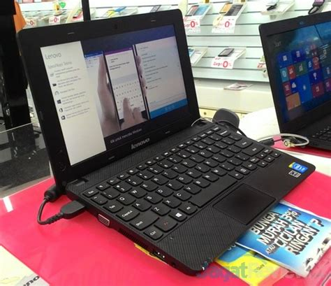 Laptop Lenovo Ideapad E10 artikel dan tutorial it lenovo e10 mini notebook intel dengan windows 8 1 yang murah