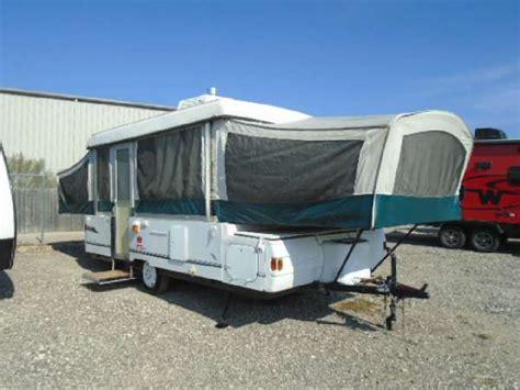 coleman pop  camper bathrooms vehicles  sale