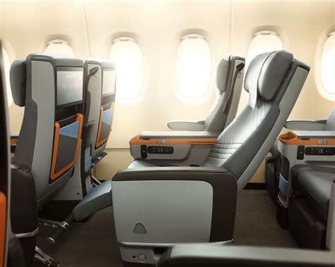 cabina airbus a380 airbus a380 estrena nueva cabina con singapore airlines sia