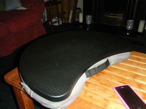 poggia computer da letto cuscino per notebook ikea leganerd