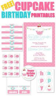Cupcake Invitations Template by Cupcake Invitation Template