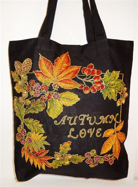 Tote Bag Canvas Dd Maroon 17 best images about painted canvas bags on